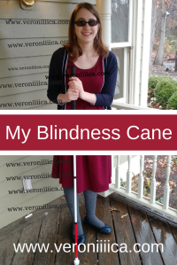 My Blindness Cane