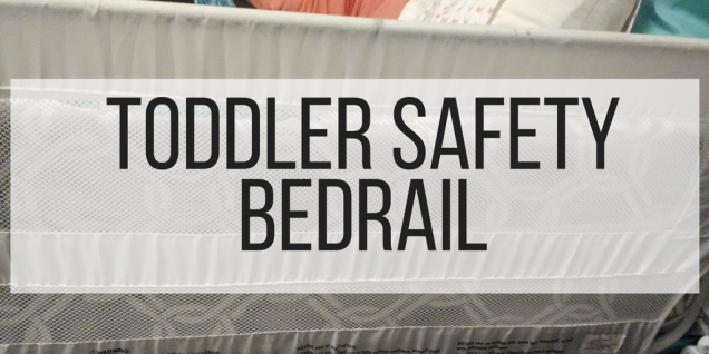 Toddler Safety Bedrail